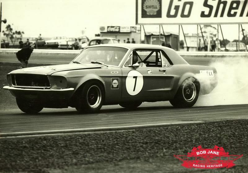 Bob Jane Racing Heritage Photo Collection
