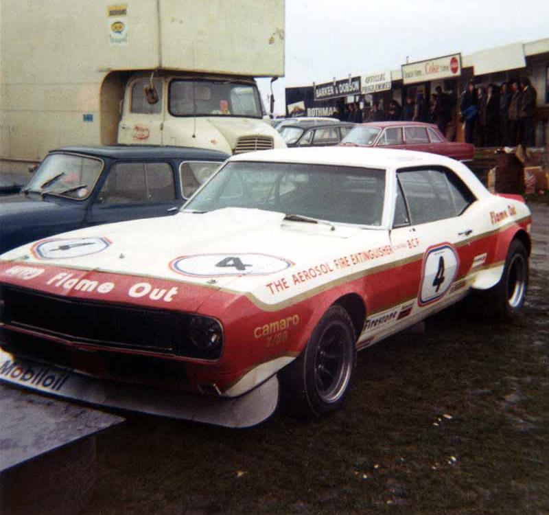 1971 Crystal Palace Saloon Car Race
