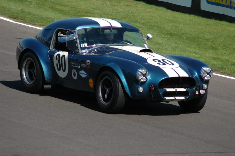 427 Cobra With Hardtop Name