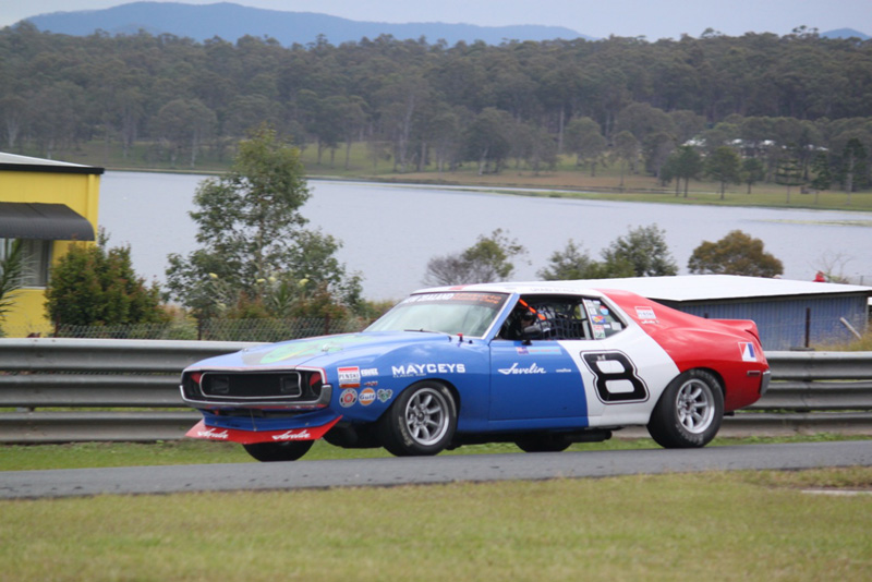 New Zealand Historic Muscle Cars Under HRC - Page 40