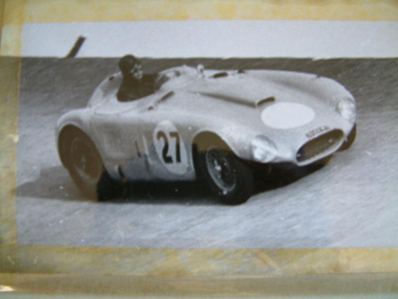 Ron Roycroft Ron Roycroft's Ferrari