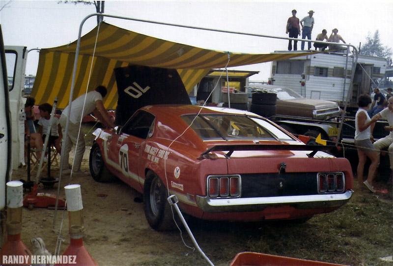 Photos 1970 Watkins Glen Trans Am Race
