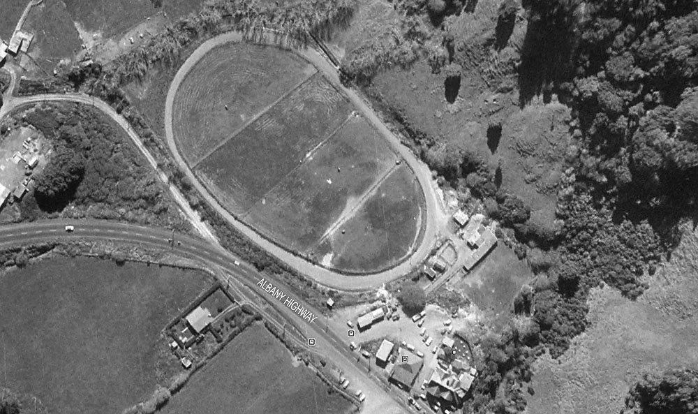 Old Race Tracks