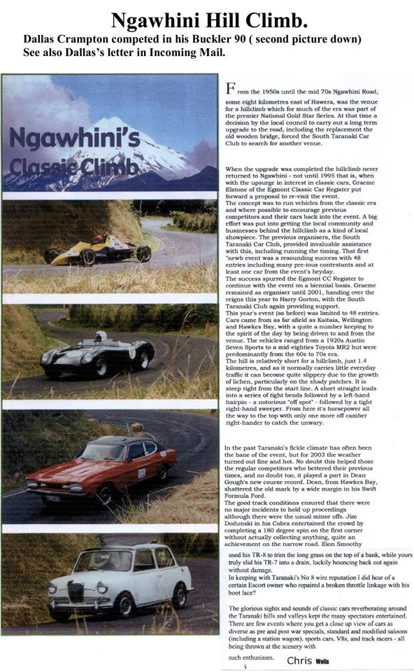 Name:  Bucklers in NZ #37 Ngawhini Hillclimb Dallas Crampton - article.jpg
