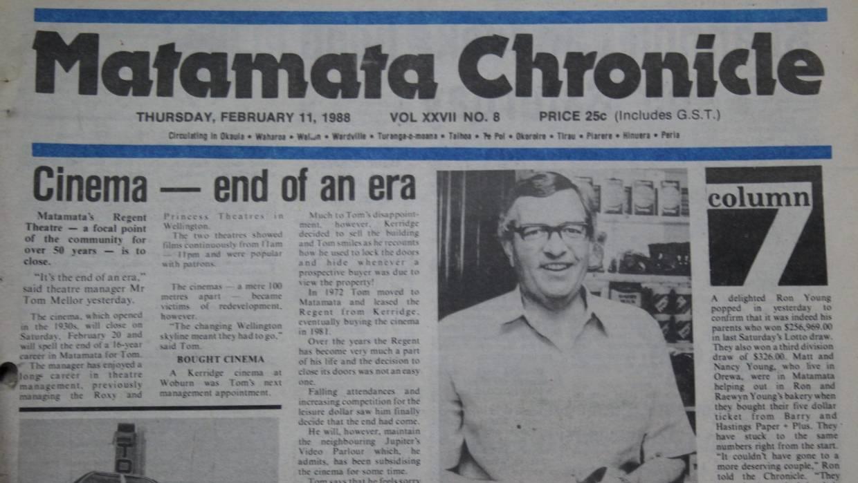 Name:  Matamata 1988 #21 Regent Theatre closure Newspaper article Stuff.NZ .jpg Views: 48 Size:  96.2 KB