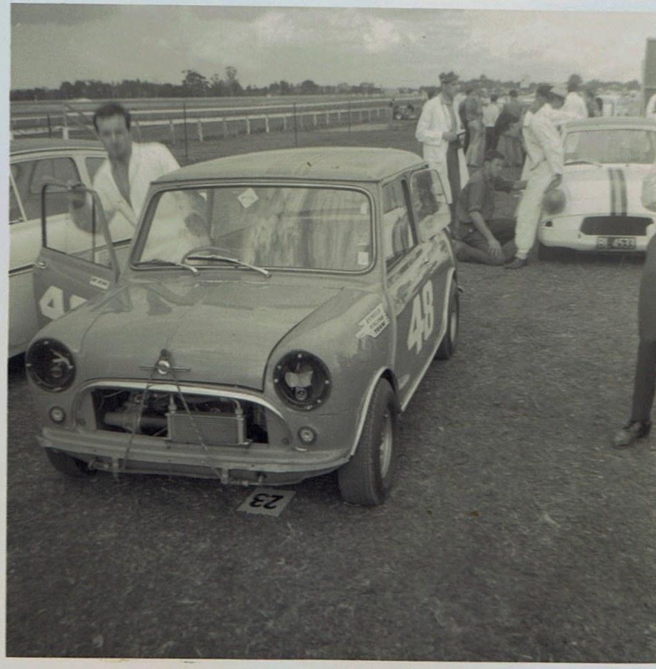 Name:  Mini Pukekohe April 1966 Ron Brown #1, CCI11102015_0001.jpg Views: 4481 Size:  167.7 KB
