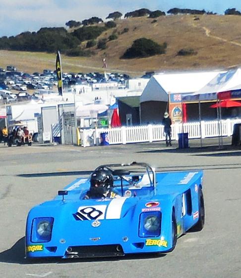 Name:  Monterey 2019 #61 Chevron B21 David Putz 2 litre Ken Hyndman .jpg Views: 208 Size:  153.5 KB