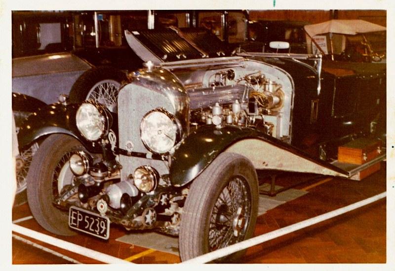 Name:  Vintage Rally 1972 #15  The Hall ; Bentley CCI17022016 (800x550).jpg Views: 975 Size:  157.7 KB