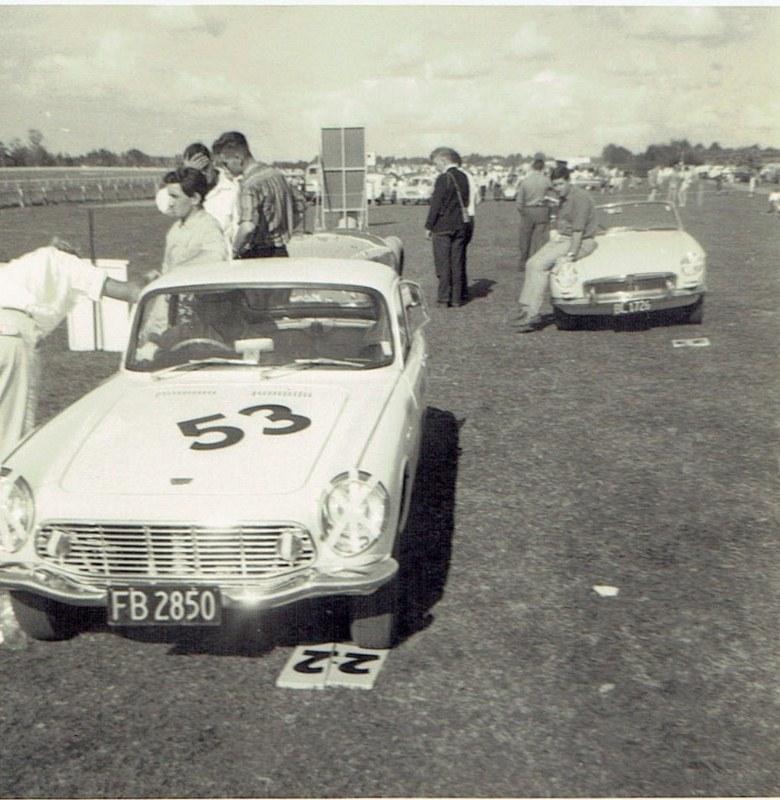 Name:  Pukekohe April 1966 #6 Honda  Feo Stanton and MG's CCI12102015_0001 (780x800).jpg Views: 4720 Size:  161.8 KB