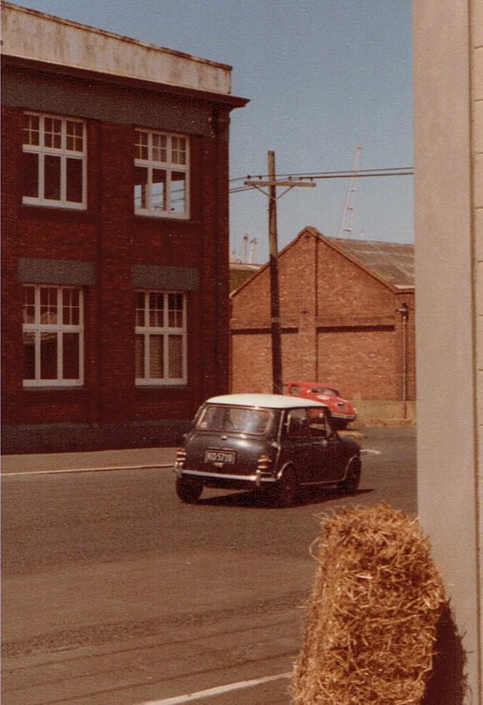 Name:  Dunedin Festival 1984 #29 Mini - tail end v2, CCI27102015_0002 (2).jpg Views: 1679 Size:  173.8 KB