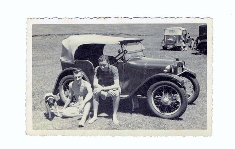 Name:  Austin 7 Tourer - modified by Ed and Mac Dowding pre-war 1938 resize #2 !!CCI08072015 (902x1280).jpg Views: 1439 Size:  99.9 KB