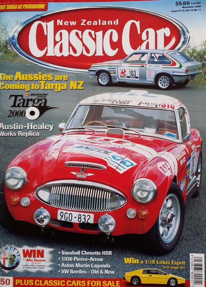 Name:  Motoring Books #211 NZ Classic Car Nov 2000 AH Works Car story Tim Pyne .jpg Views: 157 Size:  164.9 KB