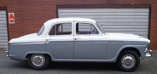Name:  Cars #113 Morris Marshall 1957 2.6 litre - website .jpg Views: 135 Size:  19.0 KB