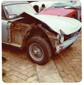 Name:  Kerbside Motors #5 TR4A Sprite A35 1980 Mt Albert .jpg