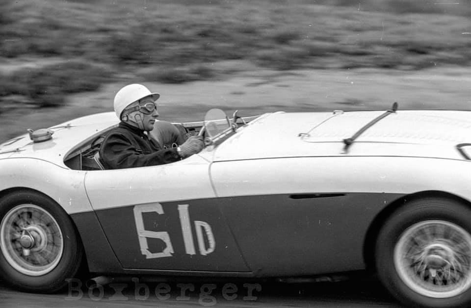 Name:  AH 100S #133 AHS3508 Stirling Moss at Torrey Pines 1956 Box Boxberger Paul O'Neil arch.jpg Views: 175 Size:  48.9 KB
