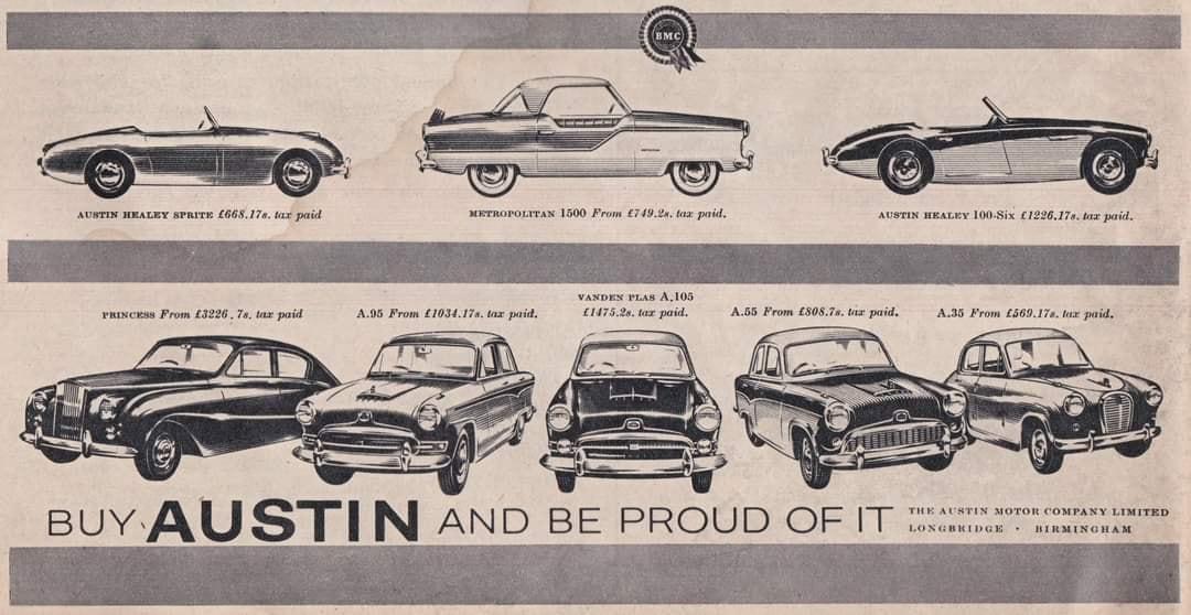 Name:  Logo #35 BMC Austin Austin Healey Metropolitan Advert J Vevers .jpg Views: 120 Size:  101.1 KB