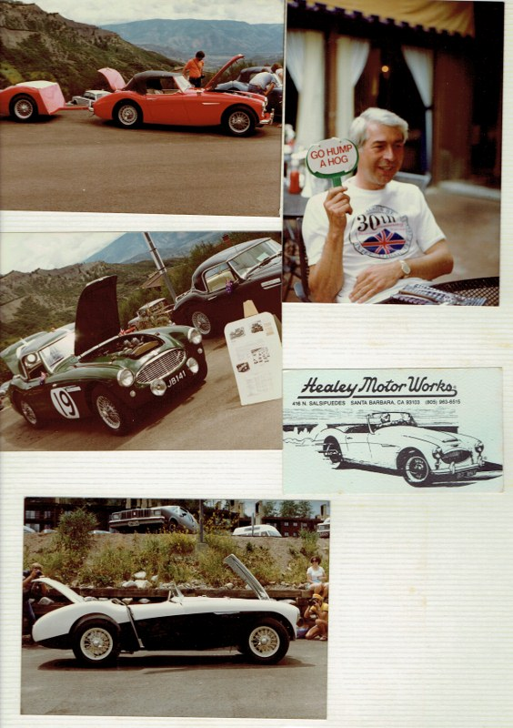 Name:  AH 100S #776 AHS3707 lwr Bolton's Sebring 100S Wilson 3000 and trailer the sign Album R Dowding .jpg Views: 99 Size:  148.7 KB