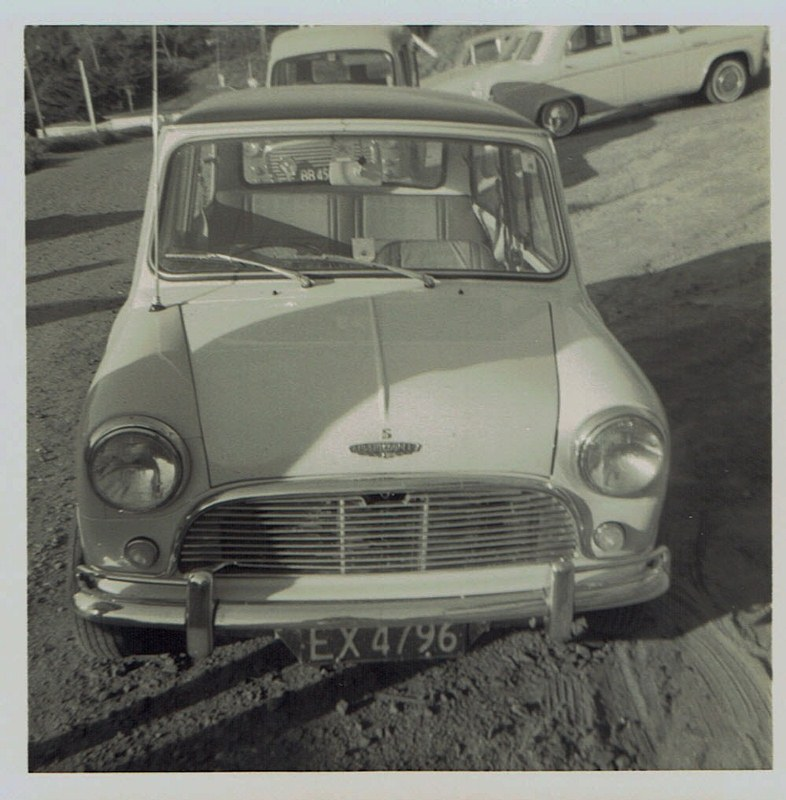Name:  Cars by Roger Dowding #22 Austin-Copper S Muriwai 1965 CCI05022016_0005 (786x800).jpg Views: 43 Size:  143.4 KB