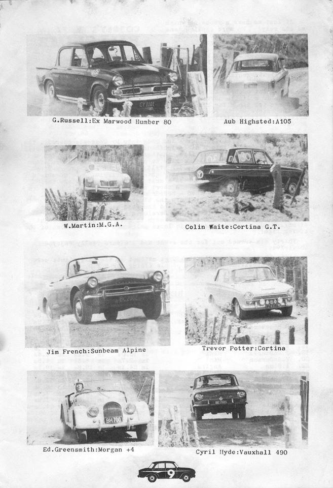 Name:  NSCC 1967 #105 Cosseys Farm Hill Climb Mar 1967 cars 2.jpg Views: 42 Size:  94.9 KB