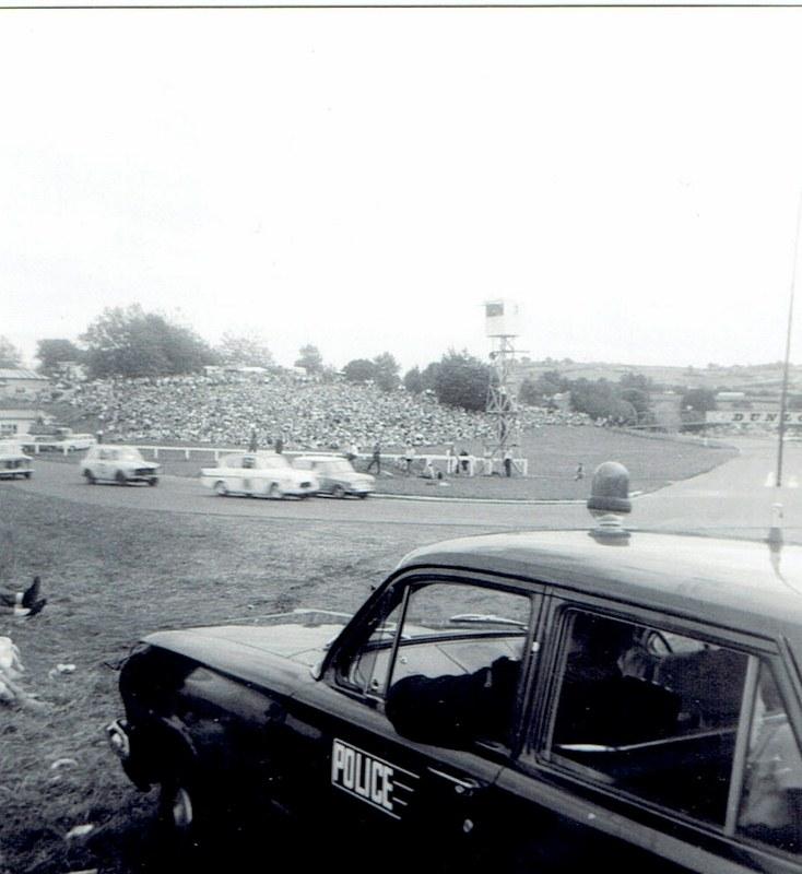 Name:  Pukekohe Jan 1967 #1 Mini Anglia A40 Police Elbow (734x800).jpg Views: 101 Size:  120.9 KB
