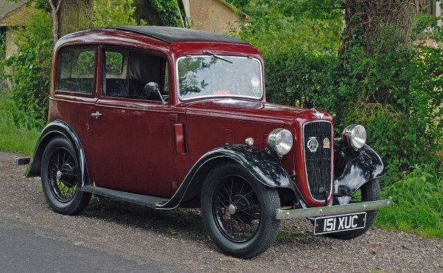 Name:  Cars #368 Austin Seven Ruby 1934 Saloon like Dads  (640x395).jpg