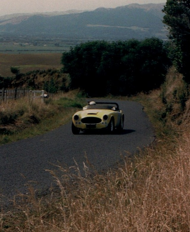 Name:  AHCCNZ Otaua Hill Climb 1985 - 88 # 42 Healey 3000 - yellow v2, CCI07122015_0001 (2) (639x780).jpg
