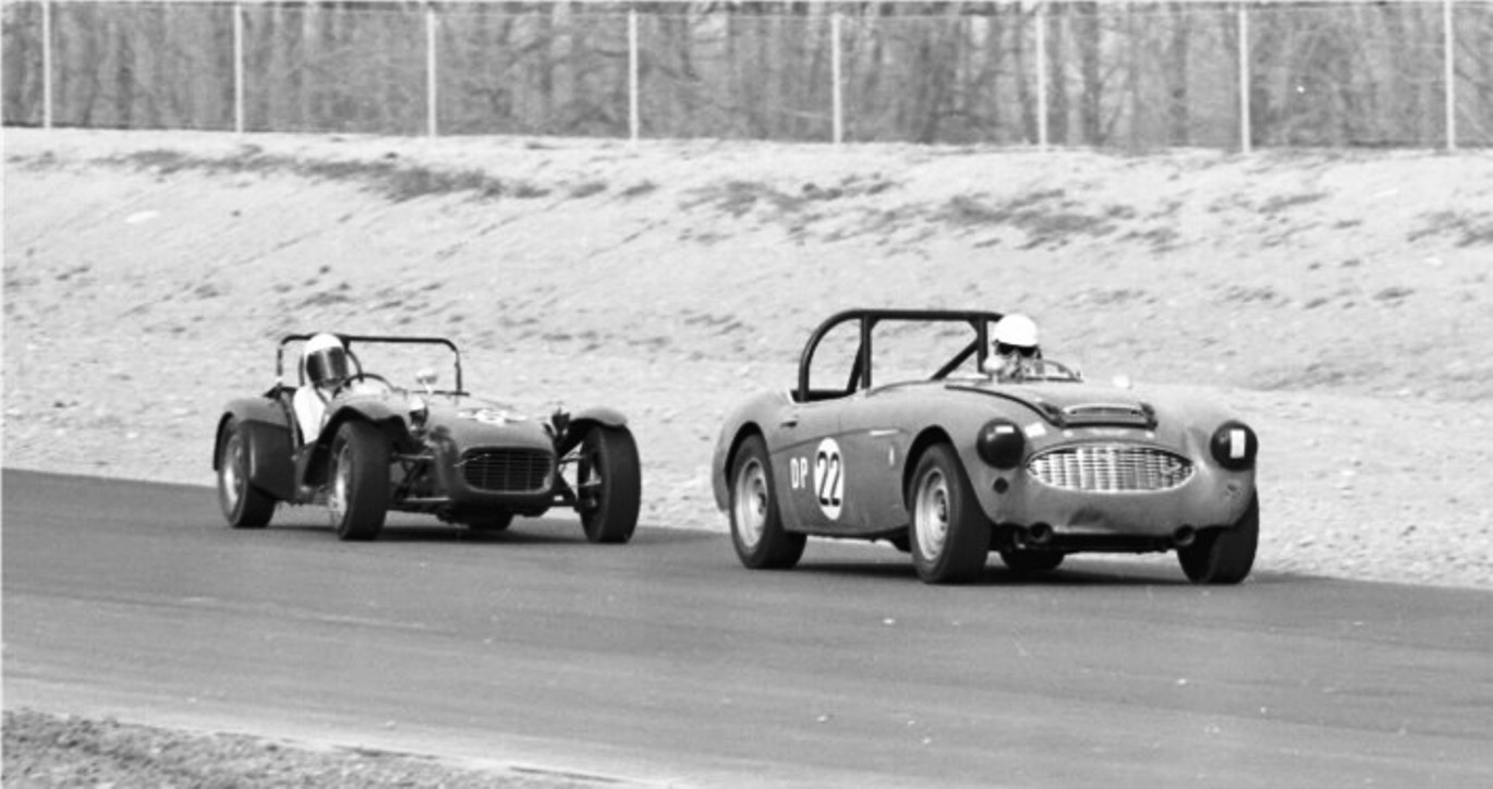 Name:  AUSTIN HEALEY 3000 3AND LOTUS 7.jpg