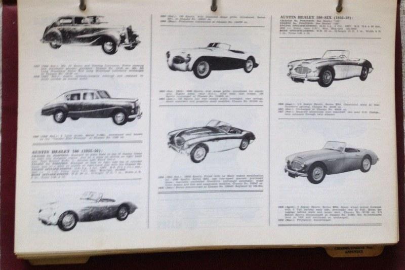 Name:  Motoring Books #14 Robbies Automobiles 1946-61 Austins Healey's resize 2 E Stronach  (2) (800x53.jpg Views: 69 Size:  112.0 KB