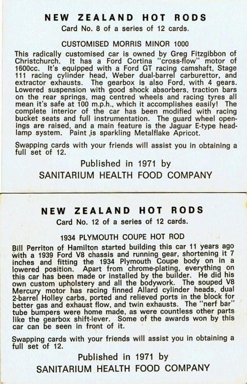 Name:  NZ Hot Rod card series #8, #12 1971 back Morris and Plymouth CCI06102015_0008 (515x800) (483x750.jpg Views: 208 Size:  180.3 KB