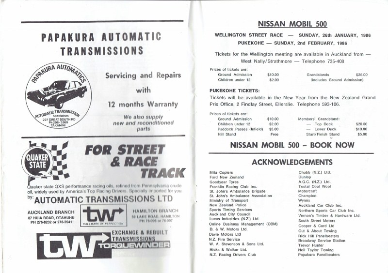 Name:  Motor racing Pukekohe #  1986 NZGP Programme Nissan Mobil ad P 18 19 R CCI30052019_0004 (800x564.jpg Views: 122 Size:  132.0 KB
