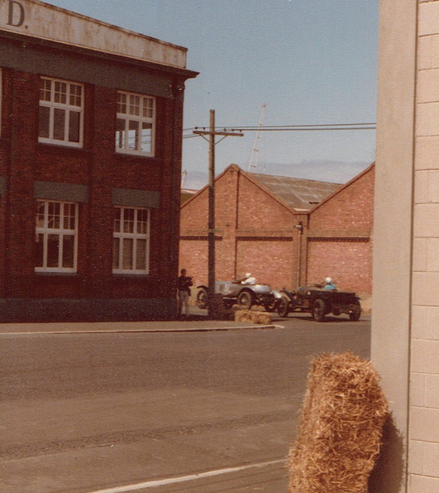 Name:  Dunedin Festival 1984 #38 VPre-war & Vintage #3, rear view v2, CCI10112015_0002 (2).jpg Views: 2171 Size:  182.7 KB