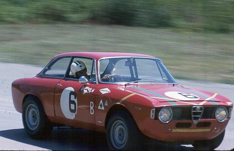 Name:  1966. Horst Kwech. Alfa Romeo..jpg Views: 984 Size:  65.2 KB