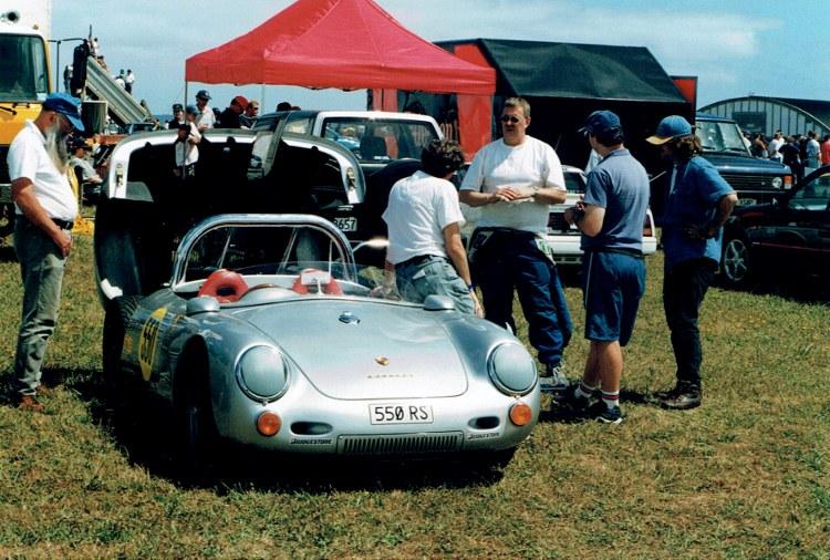 Name:  Whenuapai Wings & Wheels #2 Porsche RS550 replica John Bennoch 1, CCI14022016_0001 (750x506).jpg Views: 1007 Size:  163.6 KB