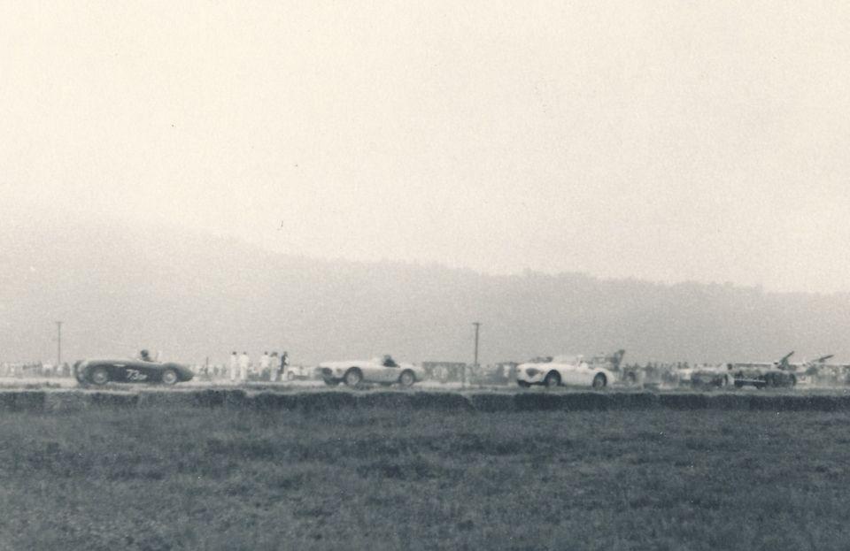 Name:  AH 100S #141 100S and 100 Racing 1960 Santa Barbara Q Karsten Stelk .jpg Views: 182 Size:  50.5 KB