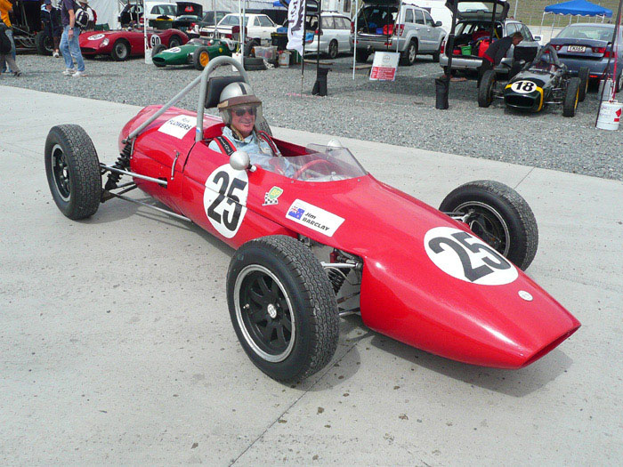 Name:  Rex Flowers original owner of 1961 Gemini Mk3A 1961-63 - NZ Festival of Motor Racing - Hampton D.jpg