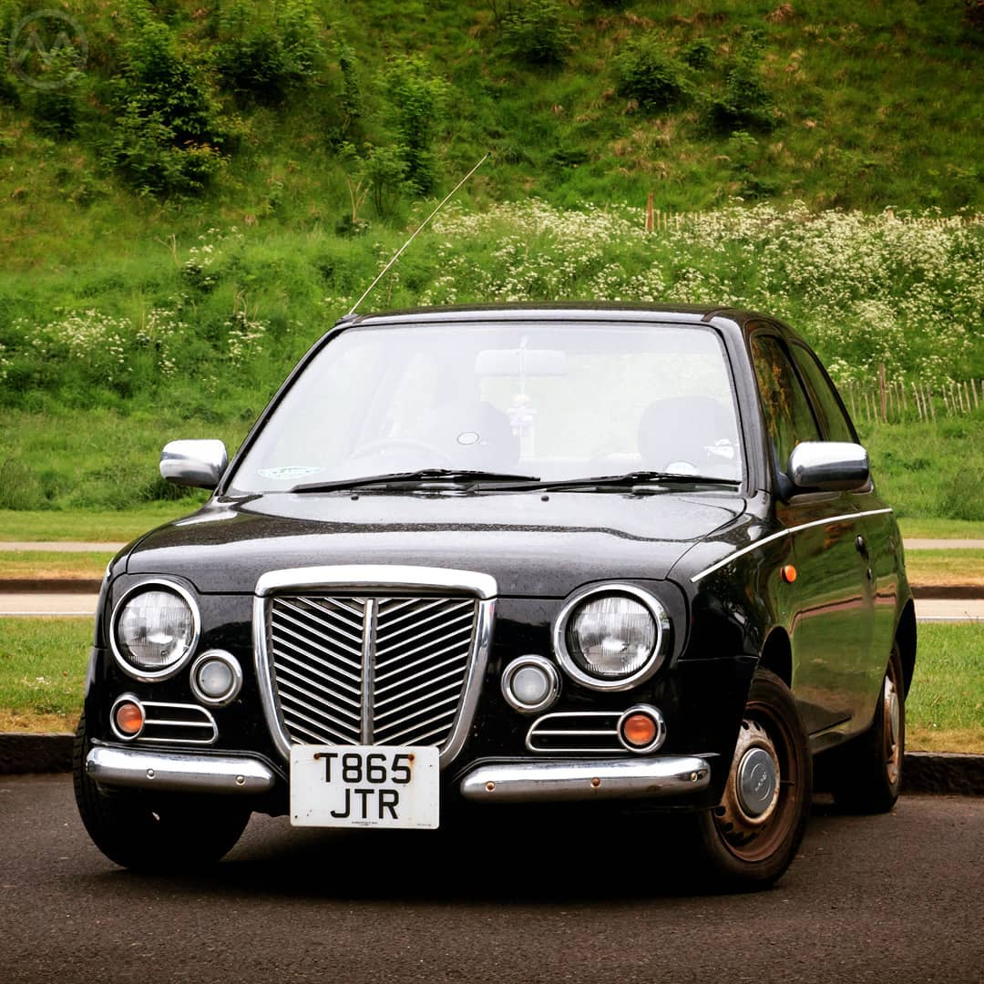 Name:  Viewt #22 Lancia styled Mitsuoka Viewt version of Nissan March - Micra TRS Allan archive .jpg Views: 186 Size:  163.8 KB