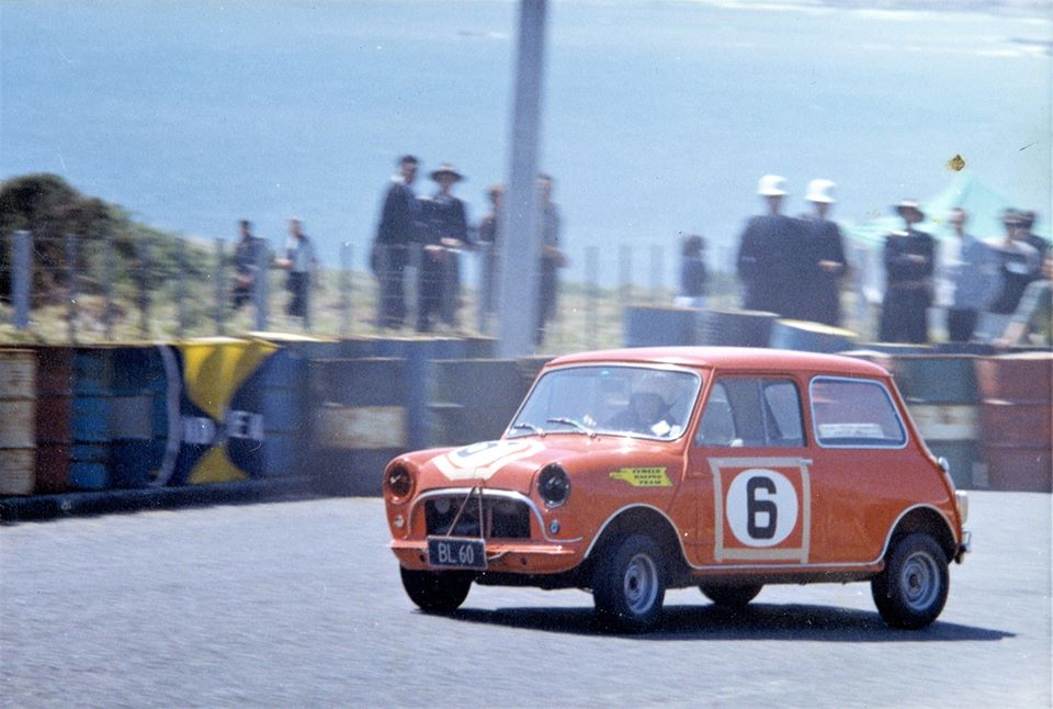 Name:  Mini Race #81 1965 Paritutu Alan Boyle 850 Tomato #6 Alan Boyle.jpg Views: 58 Size:  86.5 KB