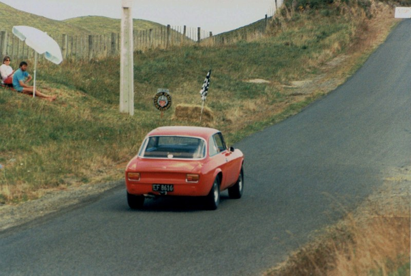 Name:  AHCCNZ Otaua Hill Climb 1986 #9 Alfa Romeo 105 Guilia CCI25112015_0001 (800x538).jpg Views: 637 Size:  116.0 KB