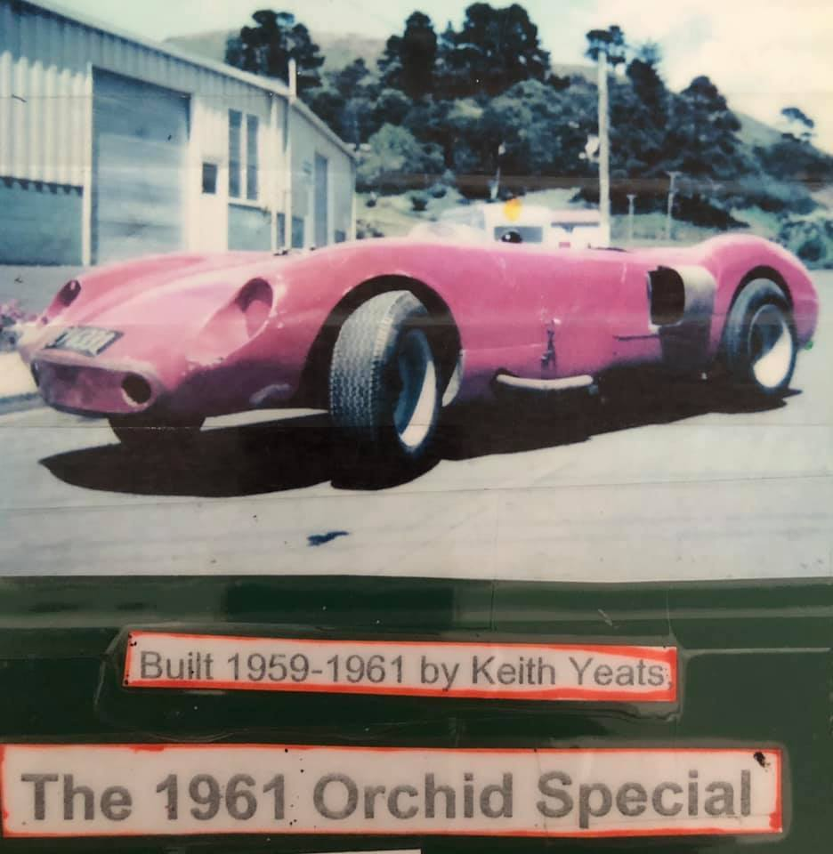 Name:  Orchid Special #32 1961 The car in NZ 1960's photo Richard Sandman archives .jpg Views: 88 Size:  68.5 KB
