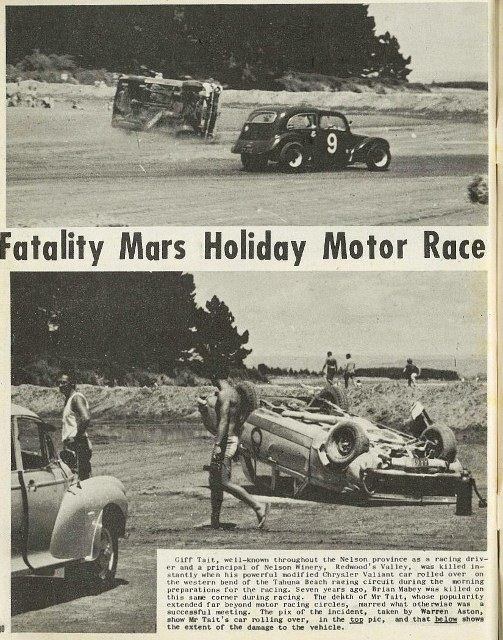 Name:  Motor Racing South Island #76 B Tahuna Beach Races 1968 10021968 issue p1 Nelson Photo News  (2).jpg Views: 245 Size:  142.6 KB