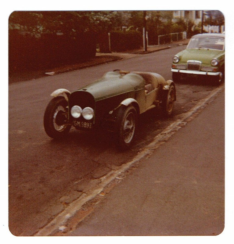 Name:  BSA Special - Lyle Chambers car. #15, at Sarsfield St with Rapier. . CCI26082015 (2) (767x800).jpg
