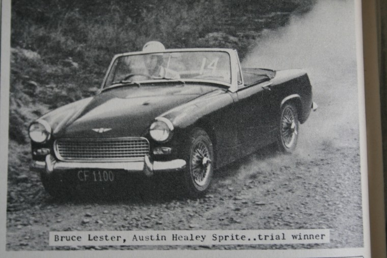Name:  AH Sprite #102 1965 Hillclimb Wanganui Bruce Lester W Photo News 225sloper .jpg Views: 120 Size:  130.5 KB