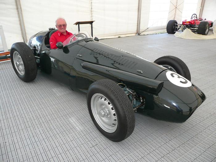 Name:  Chris Amon in his fomer 1954 Maserati 250F chassis 2509 - NZFMR Chris Amon Festival Jan 2010 - J.jpg Views: 2390 Size:  155.2 KB