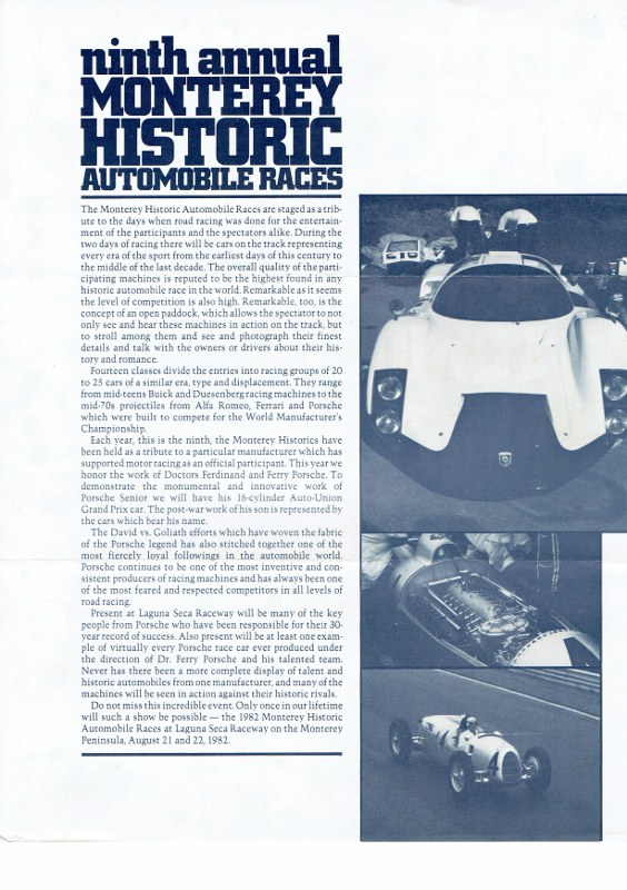 Name:  Monterey Historics Races 9th ; 1982 P 2, article.  (564x800).jpg Views: 608 Size:  150.7 KB