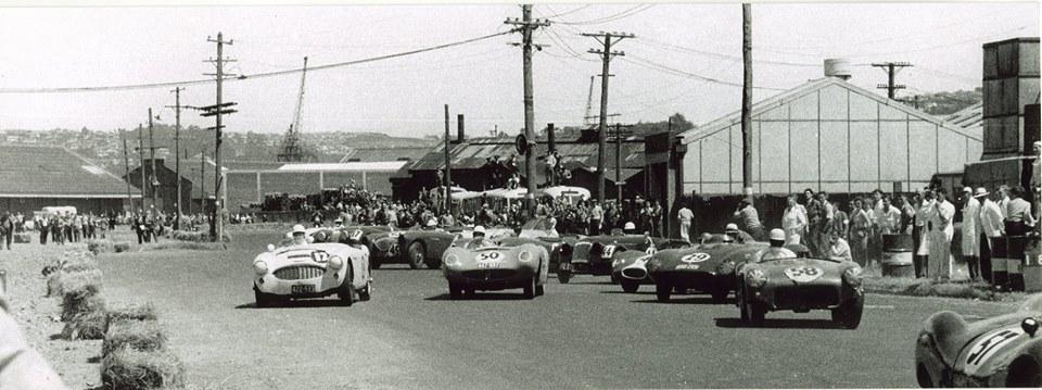 Name:  AH Dunedin 1958 #3 Sports Car Races B & W Jim Bennett.jpg Views: 383 Size:  102.8 KB