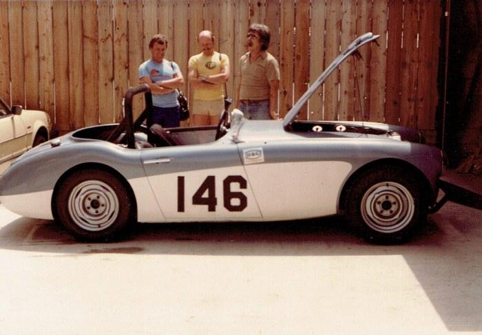 Name:  Healey trip 1982 #125 Terry Cowans racer, Ross Bryan Terry - San Diego CCI27062016_0005 (700x487.jpg Views: 398 Size:  103.6 KB