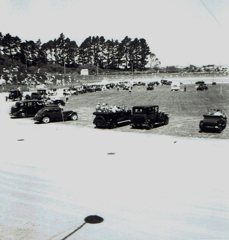 Name:  Vintage Rally 1968 Western Spings #20 Track view  Model T Truck with band far left CCI23012016_0.jpg Views: 1322 Size:  150.3 KB