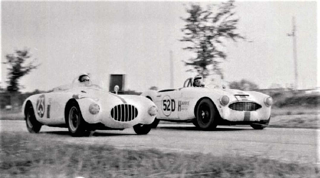 Name:  OSCA AND AUSTIN HEALEY GVR JUNE 66.jpg