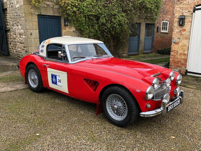 Name:  AH 3000 #468 BRX852B 1964 Works Team rally fr 3-4 rhs WCE Paul Woolmer  (640x483) (3).jpg Views: 80 Size:  160.5 KB