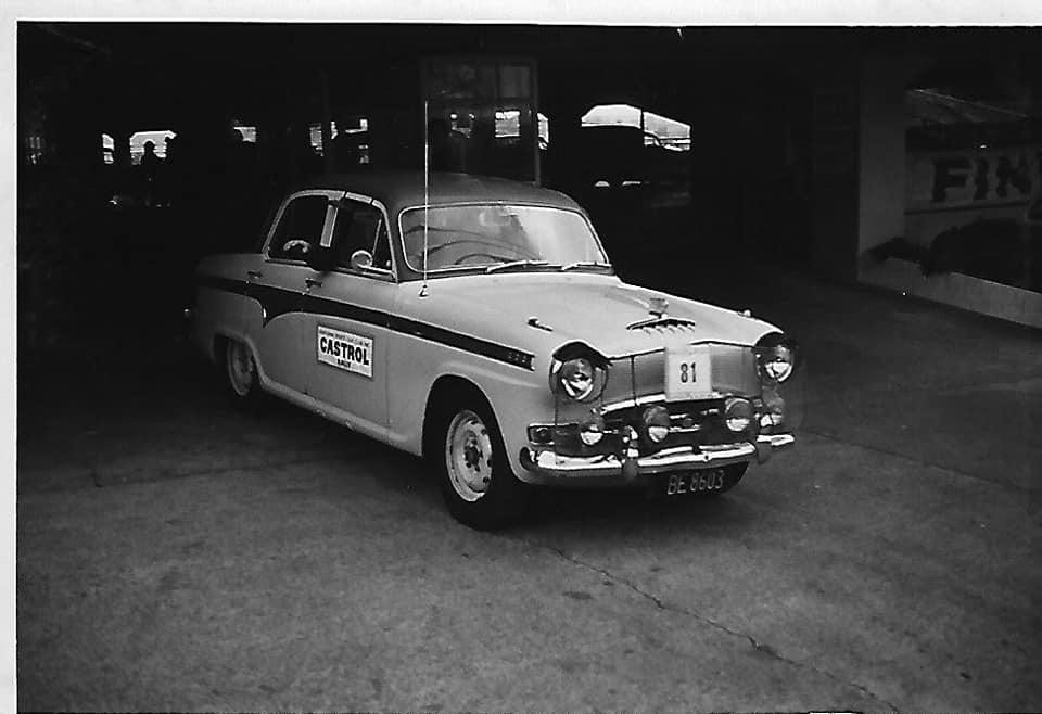 Name:  NSCC 1965 #31 Castrol Rally 1965 Auckland start Farmers Car Park. A 105 Aub Highsted Pres NSCC  .jpg Views: 43 Size:  49.2 KB